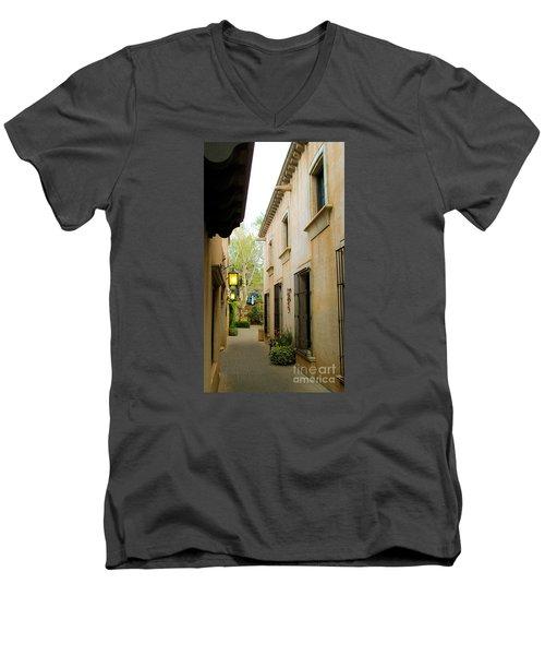 Tlaquepaque 1 Men's V-Neck T-Shirt