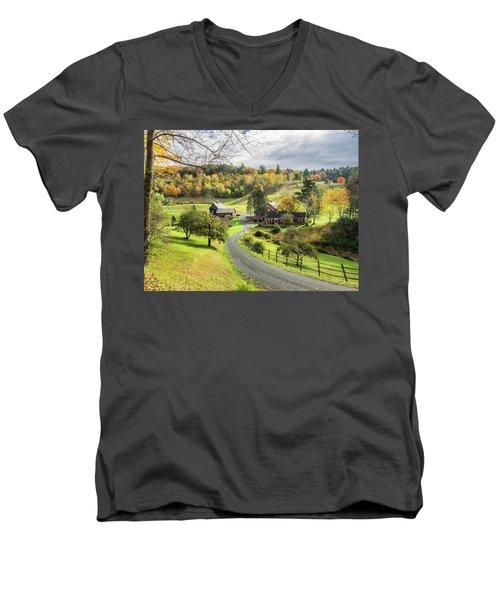 To Die For. Men's V-Neck T-Shirt