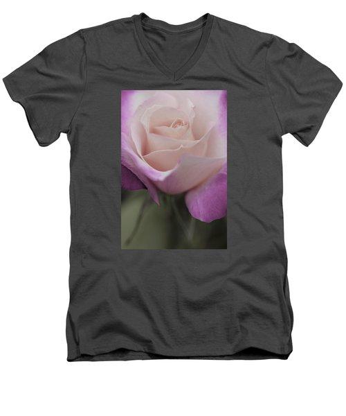 To Love... Men's V-Neck T-Shirt by The Art Of Marilyn Ridoutt-Greene