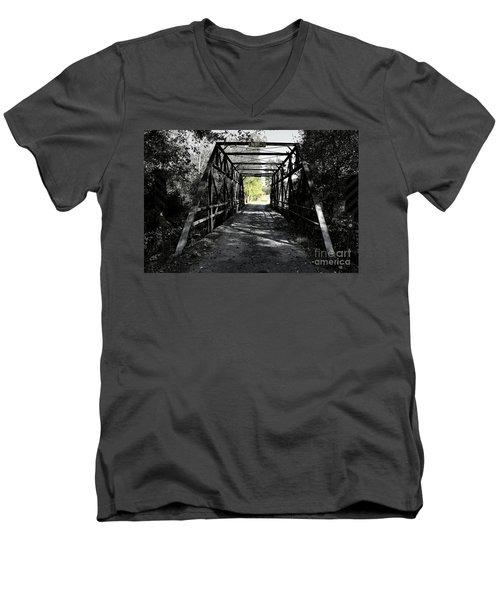 To The Otherside Men's V-Neck T-Shirt