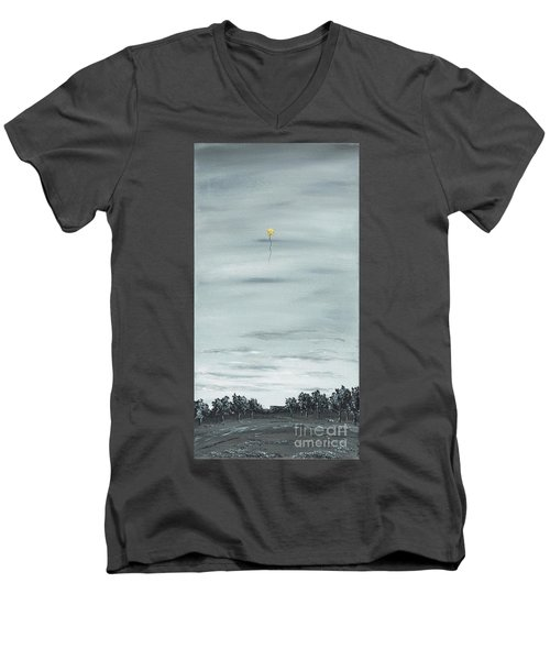 To The Stars Men's V-Neck T-Shirt by Kenneth Clarke