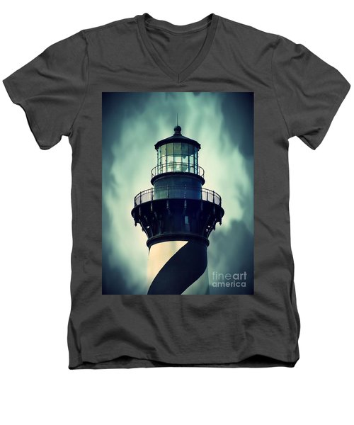 To The Top Men's V-Neck T-Shirt
