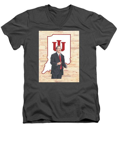 Tom Crean Men's V-Neck T-Shirt
