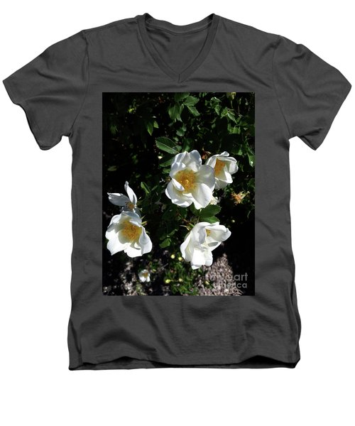 Too Thorny To Pick But Lovely All The Same Men's V-Neck T-Shirt