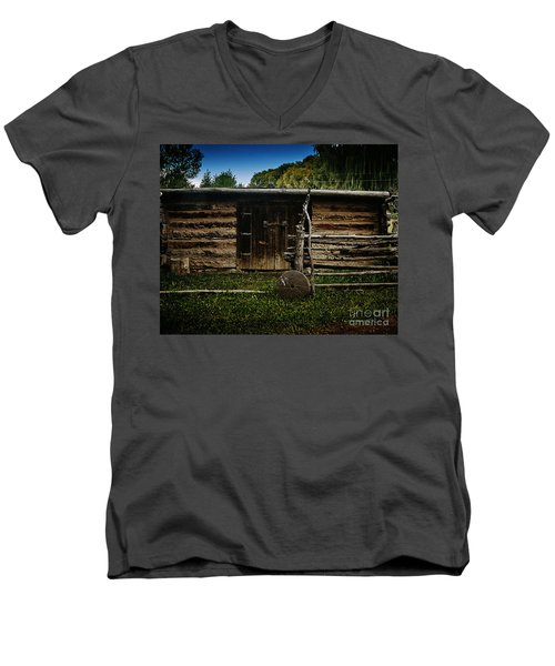 Tool Shed Men's V-Neck T-Shirt