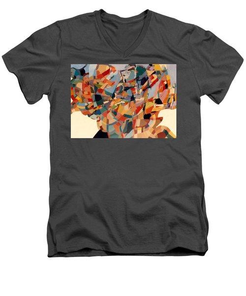 Tornado Men's V-Neck T-Shirt
