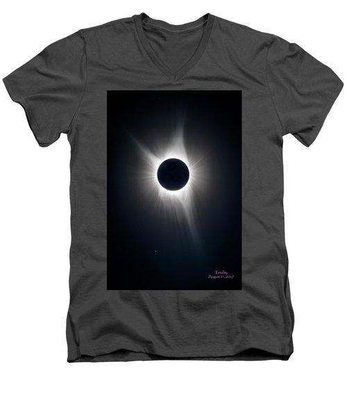 Totality Men's V-Neck T-Shirt