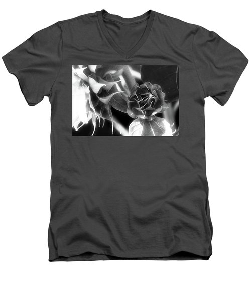 Touched By Light - Men's V-Neck T-Shirt