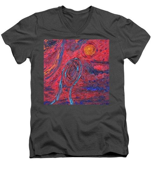 Toward Survival Men's V-Neck T-Shirt