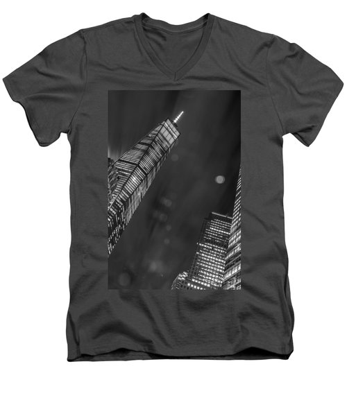 Tower Nights Men's V-Neck T-Shirt