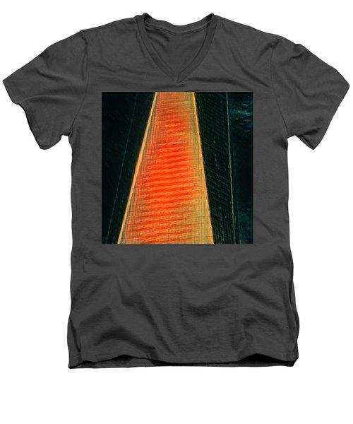 Tower Of Power? Men's V-Neck T-Shirt