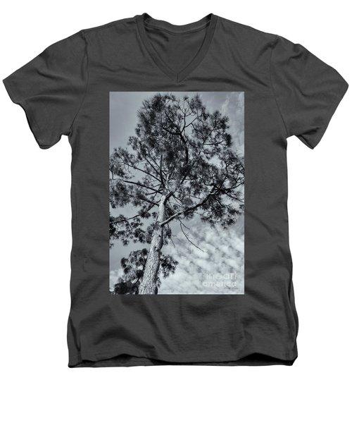 Towering Men's V-Neck T-Shirt