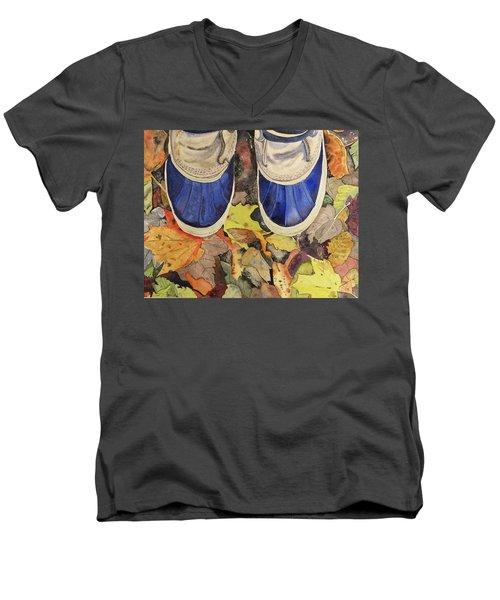 Trail Mix Men's V-Neck T-Shirt