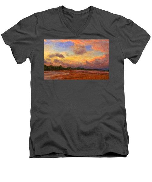 Trancoso 1 Men's V-Neck T-Shirt