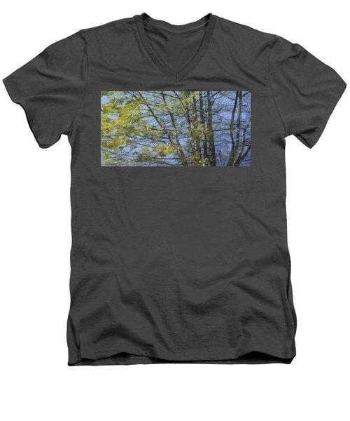 Tranformation Men's V-Neck T-Shirt