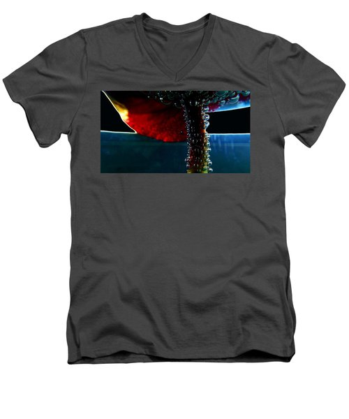Transcendence 2 Men's V-Neck T-Shirt