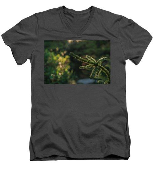 Transformer Men's V-Neck T-Shirt