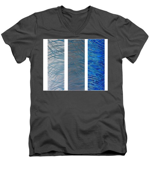 Transmission Men's V-Neck T-Shirt