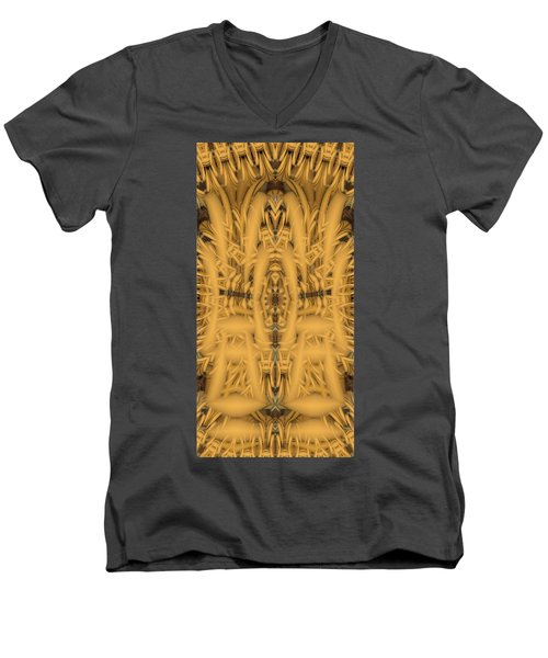 Shrine Men's V-Neck T-Shirt