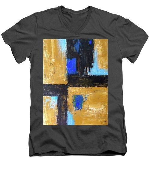 Trapped Men's V-Neck T-Shirt
