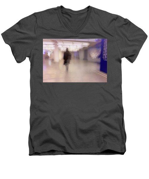 Travel Day Men's V-Neck T-Shirt