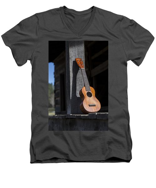 Travel Light Men's V-Neck T-Shirt