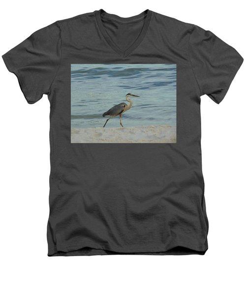 Ocean Wanderer Men's V-Neck T-Shirt
