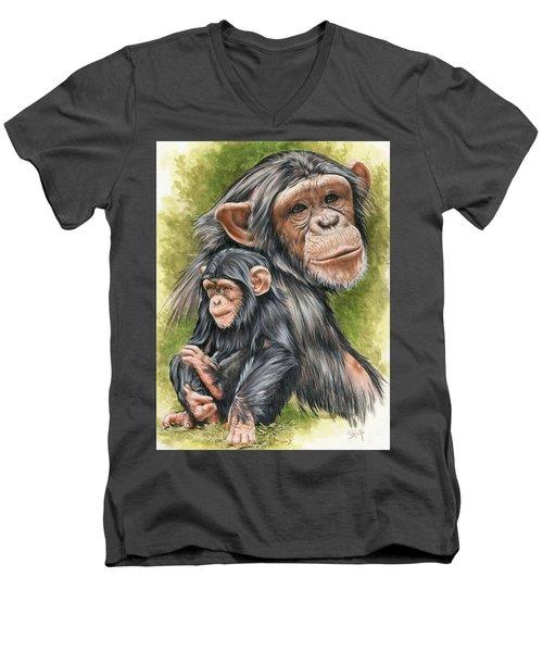Treasure Men's V-Neck T-Shirt