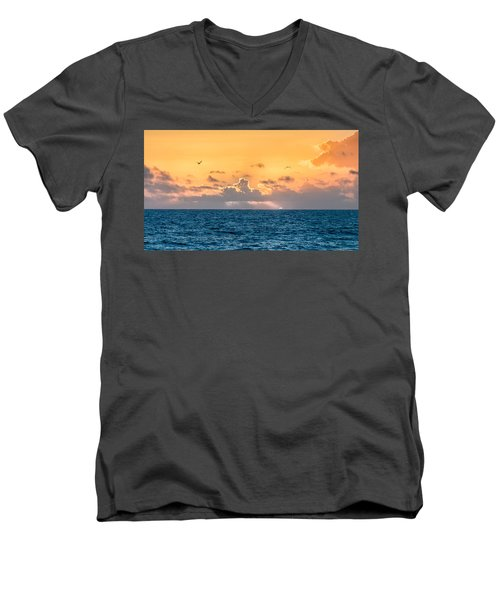 Treasure Coast Imaginations Men's V-Neck T-Shirt