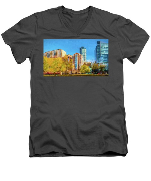 Tremont Street Men's V-Neck T-Shirt