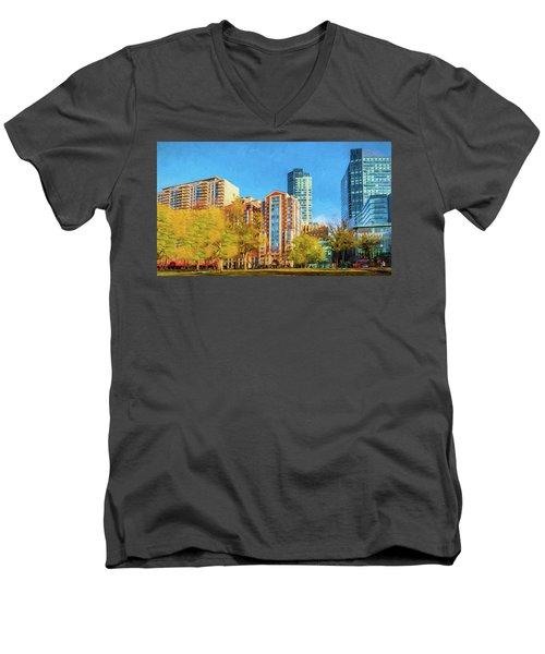 Tremont Street Men's V-Neck T-Shirt