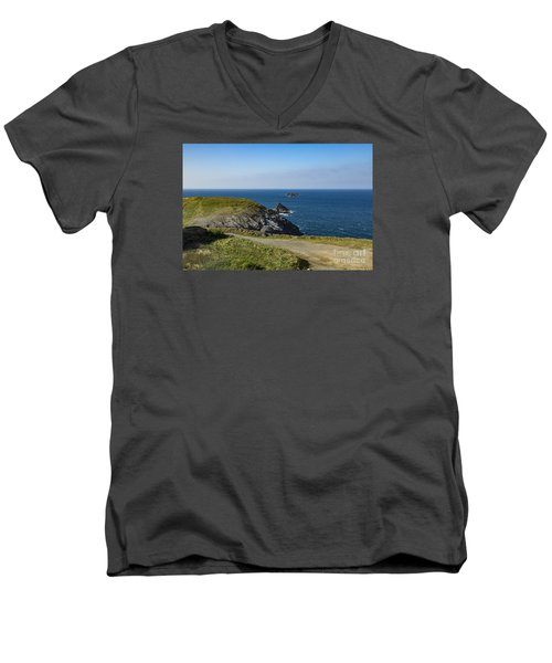 Trevose Headland Men's V-Neck T-Shirt