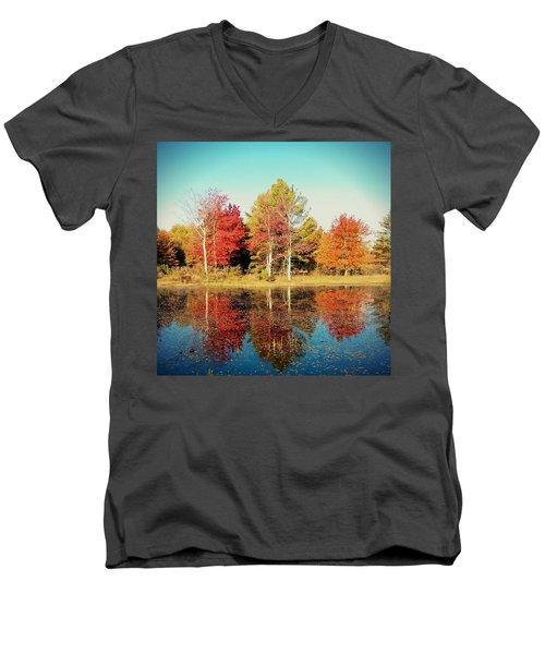 High Council. Men's V-Neck T-Shirt