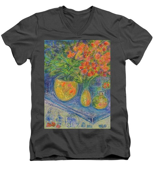 Trinkets Men's V-Neck T-Shirt