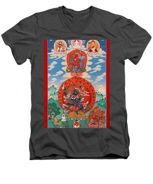 Troma Nagmo Men's V-Neck T-Shirt