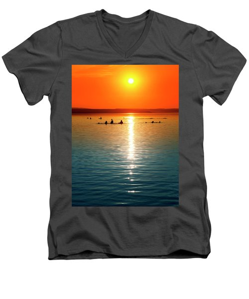 Tropicana Swimming Men's V-Neck T-Shirt