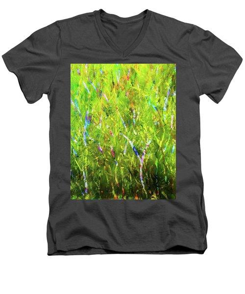 True Men's V-Neck T-Shirt