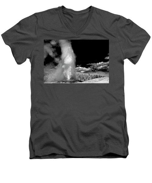 Truly Faithful Men's V-Neck T-Shirt