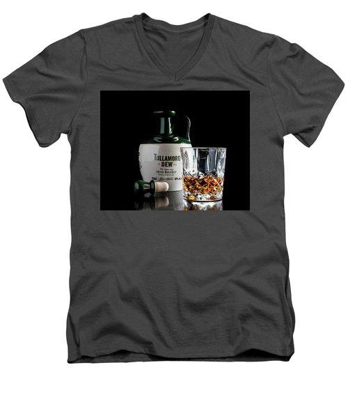 Tullamore D.e.w. Still Life Men's V-Neck T-Shirt