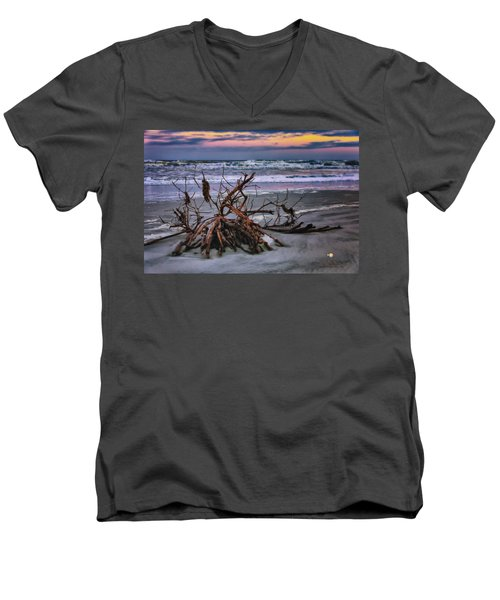 Twilight Men's V-Neck T-Shirt