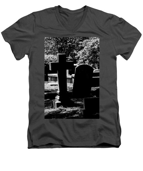 Twin Graves Men's V-Neck T-Shirt