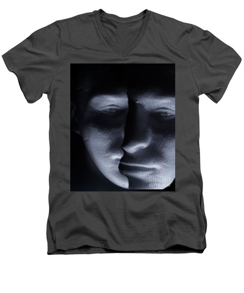 Two Faced Shadow Men's V-Neck T-Shirt
