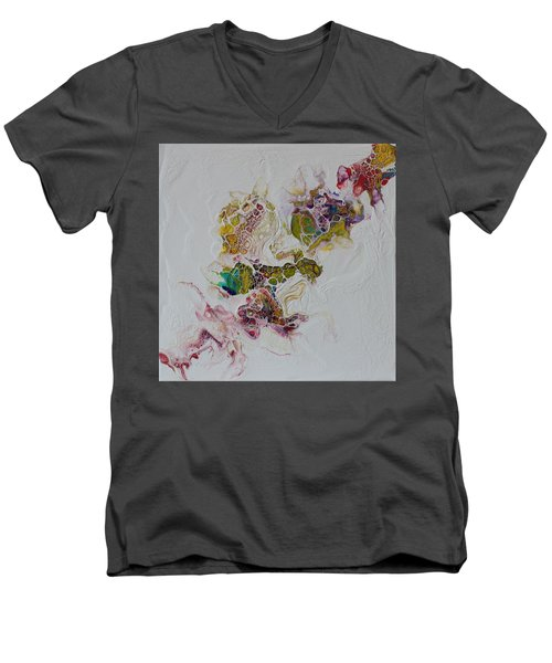 Magic Dragon  Men's V-Neck T-Shirt