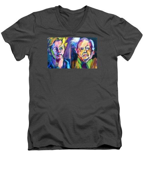 Two Rooneys Men's V-Neck T-Shirt