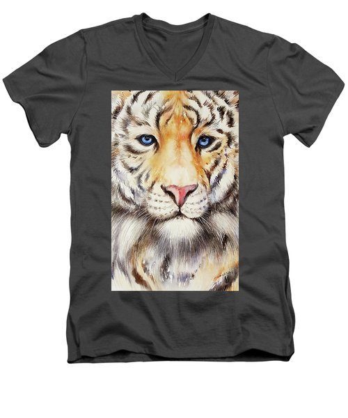 Tyger Tyger Men's V-Neck T-Shirt