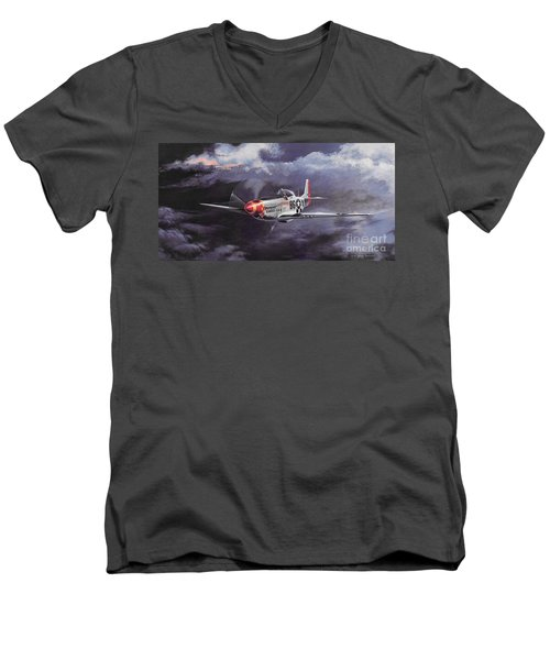 Ultimate High Men's V-Neck T-Shirt