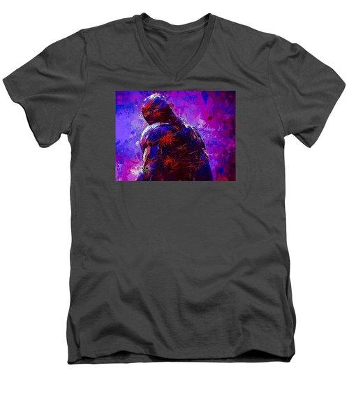 Ultron Men's V-Neck T-Shirt