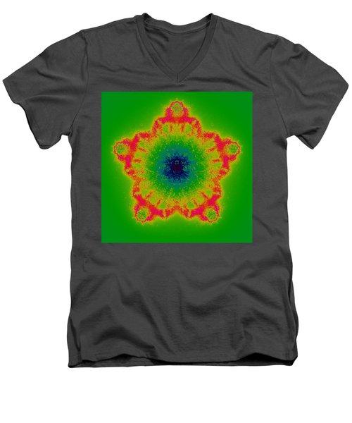 Umakendent Men's V-Neck T-Shirt