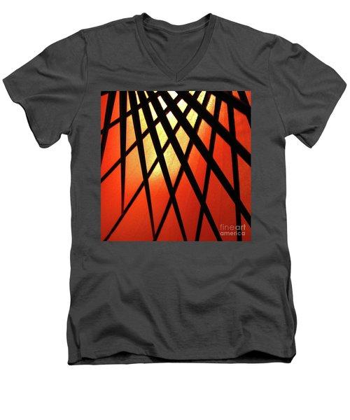 Umbrella 1 Men's V-Neck T-Shirt