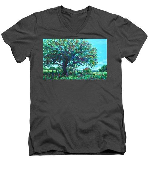 Umbroaken Stillness Men's V-Neck T-Shirt